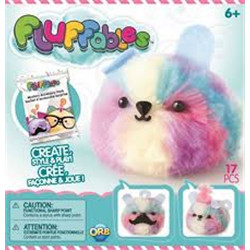 -Fluffables Cotton Candy