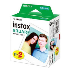 -INSTAX SQUARE FILM (2x10)