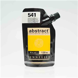 Abstract 120ml - primary yellow
