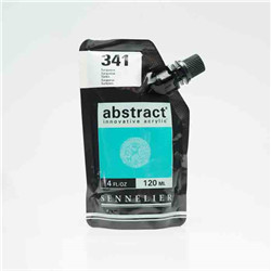 Abstract 120ml - turquoise
