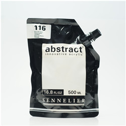 Abstract 500ml - Blanc de Titane