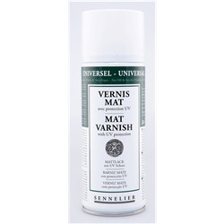 Additif Vernis Mat UV Aérosol 400ml