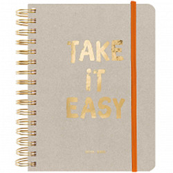Agenda kraft take it easy  2019-2020