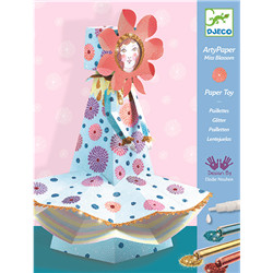 Arty paper - Mademoiselle Blossom