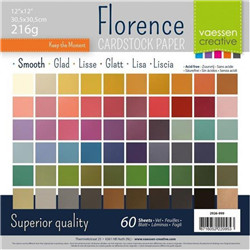 Bloc 30,5x30,5 couleurs assorties