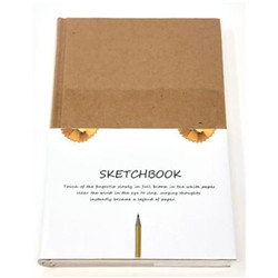 Cahier kraft a5 120pages