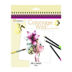 Carnet de coloriage collector
