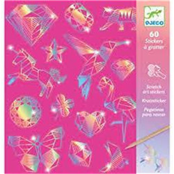 Cartes à gratter diamond