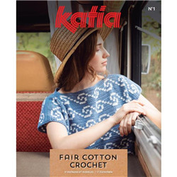 Catalogue Fair coton crochet été