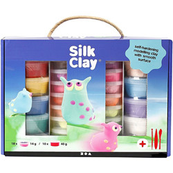 Coffret de Silk Clay