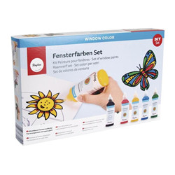 Coffret window color easy paint