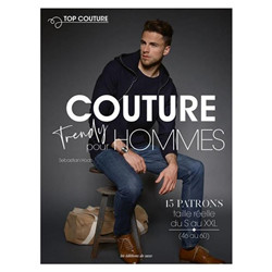 Couture trendy pour homme