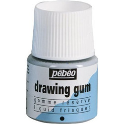 Drawing gum 45ml gomme de réserve