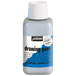 Drawing gum flacon 250ml