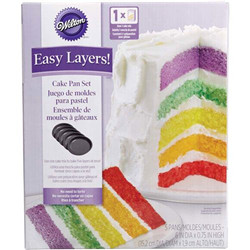 Easy layers wilton