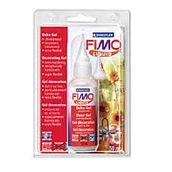 Fimo liquid gel décoratif durcissant a