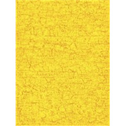 Fl decopatch jaune faux uni