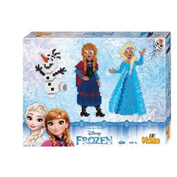 hama disney reine des neiges