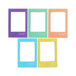 INSTAX MAGNETIC FRAME (5pc) pastel