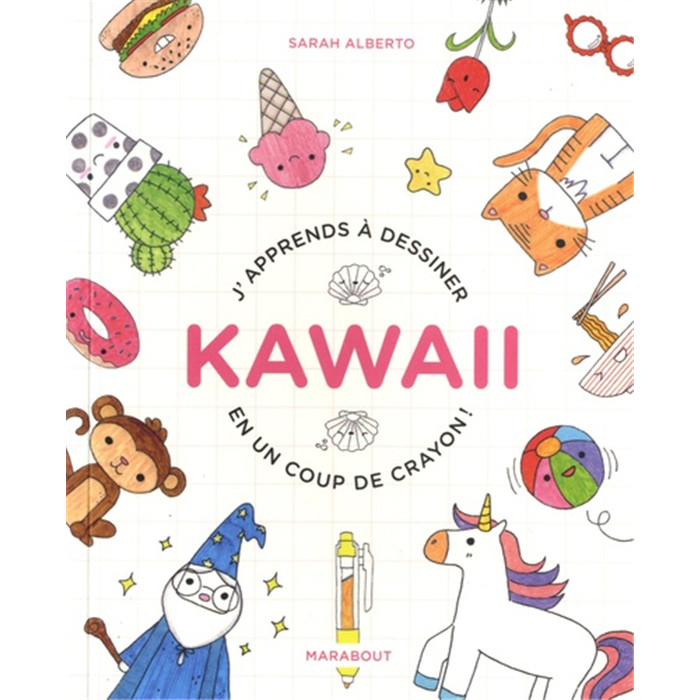 Japprends à Dessiner Kawaii