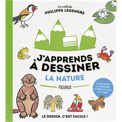 J'apprends à dessiner «la nature»