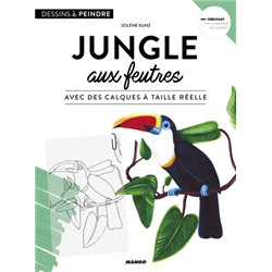Jungle aux feutres