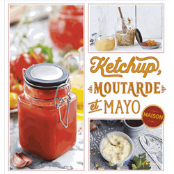 Ketchup, moutarde et mayo