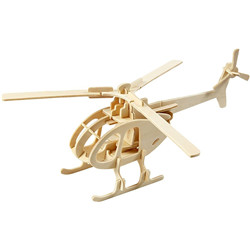 Kit construction en bois helico