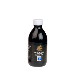 L&b encre de chine nan-king flacon 250