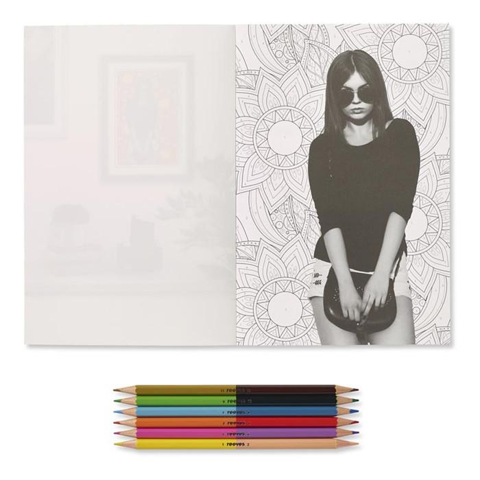 Livre De Coloriage Par Numéro A5 Cra