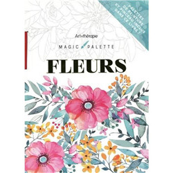 Magic palette fleurs