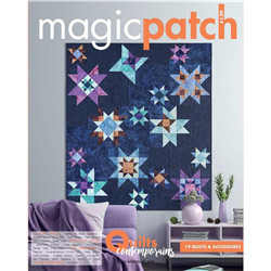 Magic patch - Quilts comtemporains