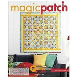 Magic patch - Quilts du soleil