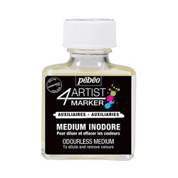 Medium inodore 75ml 4artist marqueur