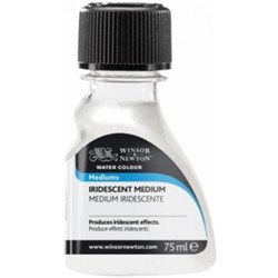 Medium iridescent aquarelle 75 ml