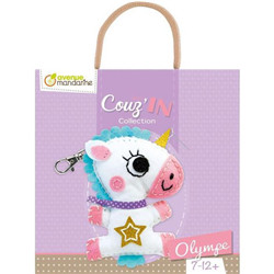 Mini couz'in, olympe la licorne