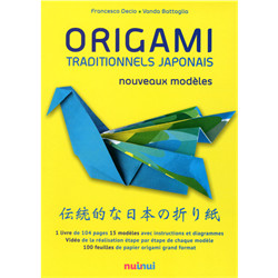 Origami Traditionels Japonais Vol Ii