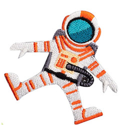 Patch astronaute thermocollant