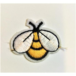 Patch mini abeille 3cm