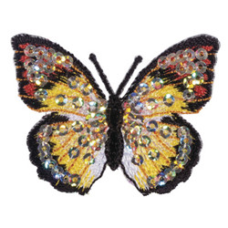 "Patch ""papillon"""