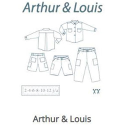 Patron coupcoup Arthur & Louis