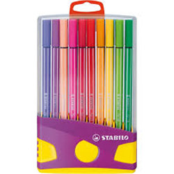 Pen 68 colorparade 20 pcs