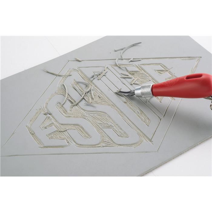 creacorner plaque graver lino 20x30cm 10pc. Black Bedroom Furniture Sets. Home Design Ideas