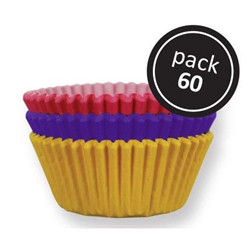 Pme baking cups party fun pk/60