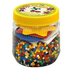 Pot Perles Hama Mixte