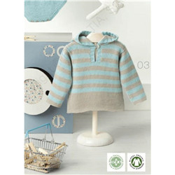 Pull bébé Fair Cotton 03