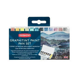 Set d'aquarelle « graphitint »