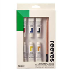 Set d'initiation acrylique 6x10ml