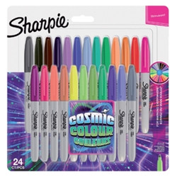 Set de marqueurs permanents Sharpie