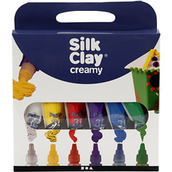 Silk clay creamy 3d